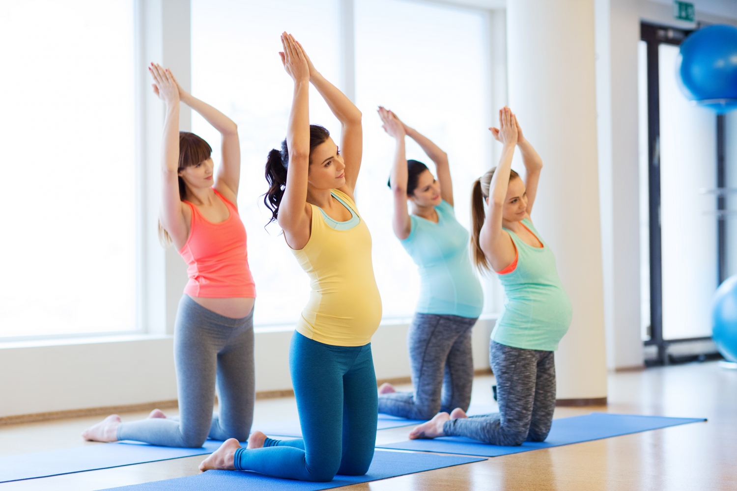 Prenatal Yoga Benefits - Help for Moms - Sweet Momma Yoga