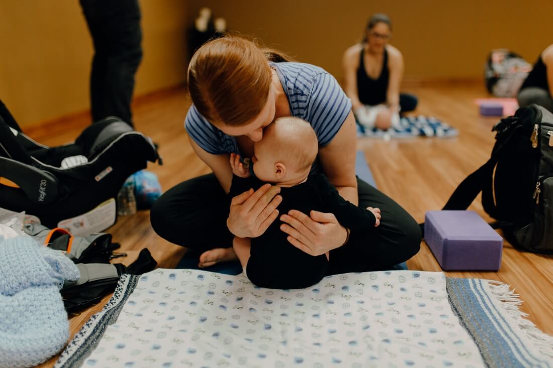 Postnatal Momma and Baby Yoga Classes in Michigan - Sweet Momma Yoga - SweetMamaYoga-62
